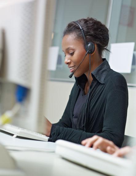 Contact Centre training UK