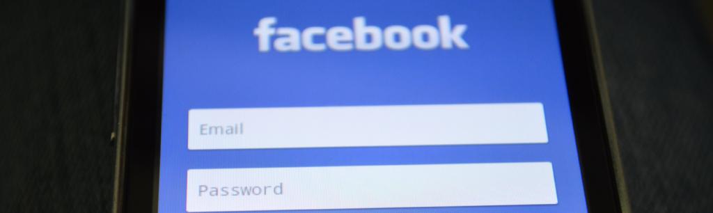 Social Media platform Facebook