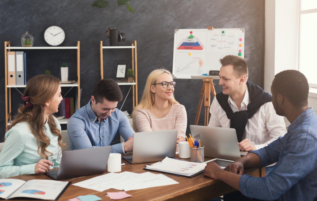 Lean Organisation Management Techniques The B2W Group