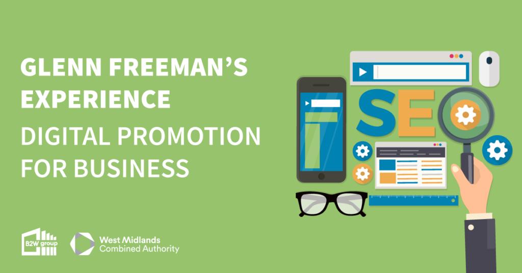 Level 2 Digital Promotion for Business online course